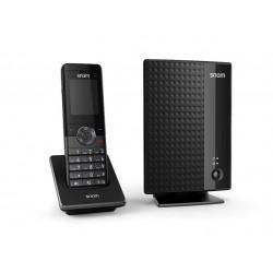Комплект из DECT телефона и DECT станции Snom M445 SC