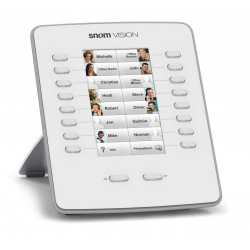 Модуль расширения клавиатуры Snom Vision white